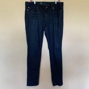 EUC mossimo skinny jeans size 12